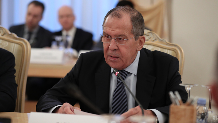 «Приобрели параноидальный характер»: Лавров выступил против «зацикленности» США на санкциях