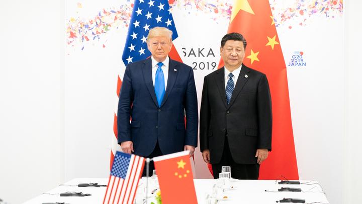 Пора отменять корейские санкции, а не говорить об этом. Си Цзиньпин обратился к Дональду Трампу, поддержав Россию