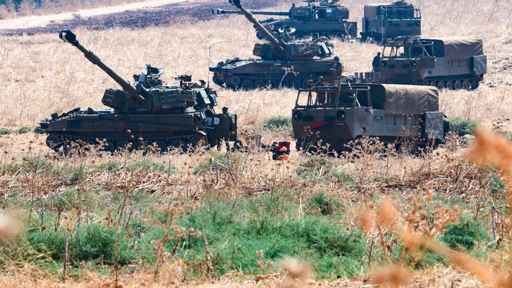 Залезай, стреляй кто хочет: На границе Сирии и Израиля обнаружена опасная находка