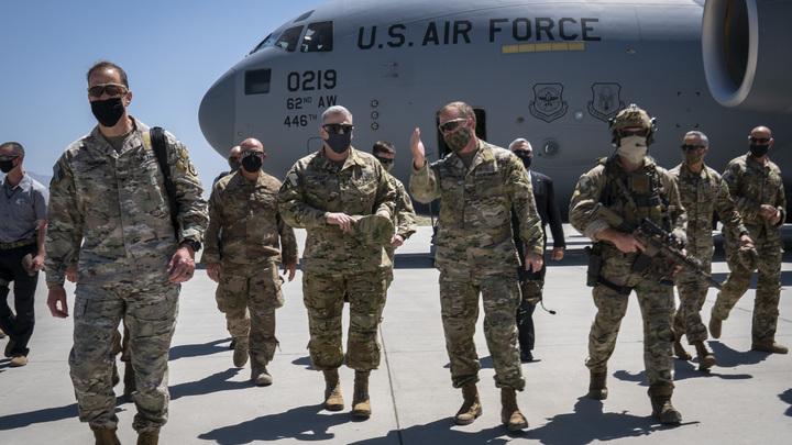 Американцы захватывают новые территории в Сирии ради своей базы