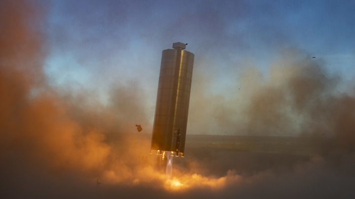 ЦРУ украли у русских чертежи: В марсианской ракете Маска узнали советский корабль