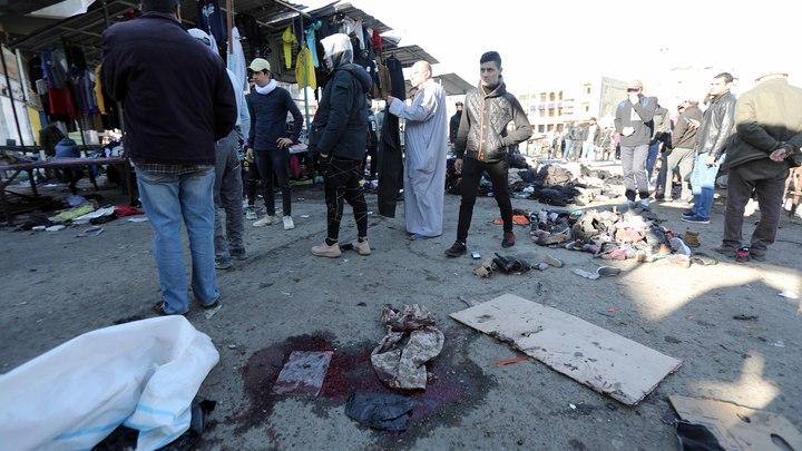 Погибших и пострадавших - десятки: Появились ответственные за двойной теракт в Багдаде