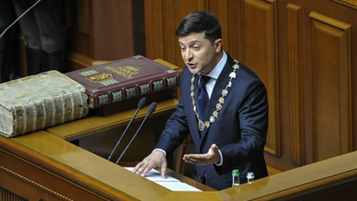 Зеленский обвинил Россию в убийстве украинских солдат