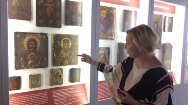 В Новосибирской области во время «Ночи музеев» впервые выставят редкие иконы