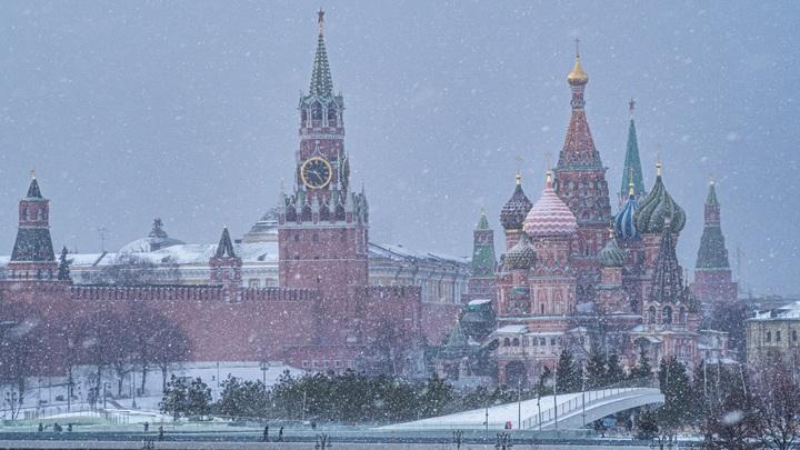 Москву завалит мокрым снегом: В воскресенье в столице выпадет треть месячной нормы осадков