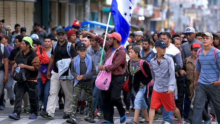 Трамп лает, а Гондурас идёт. В США