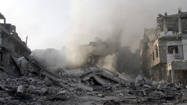 Сирия вновь обратилась вмеждународной Организации Объединенных Наций (ООН) из-за авиаударов коалиции