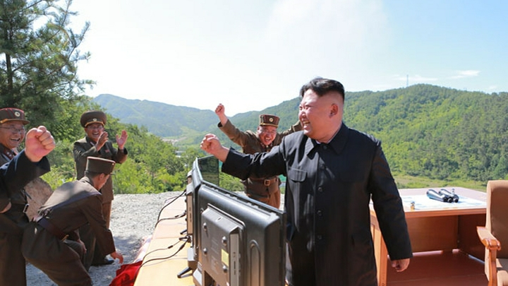 Россия будет добиваться мира на Корейском полуострове