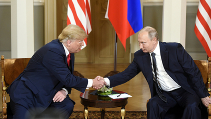 «Как только они встретятся»: Путин лично обсудит с Трампом выход США из ДРСМД
