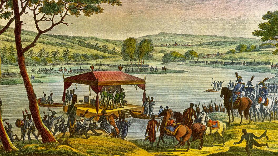 Один день в истории: Тильзитский мирный договор