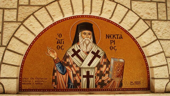 Великий чудотворец XX века. Святитель Нектарий Эгинский. Церковный календарь на 22 ноября