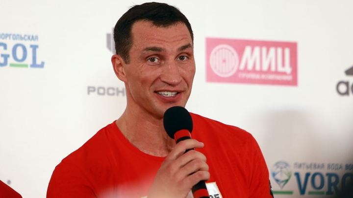 Кличко возвращается: Украинский чемпион проведет бой с британским бойцом