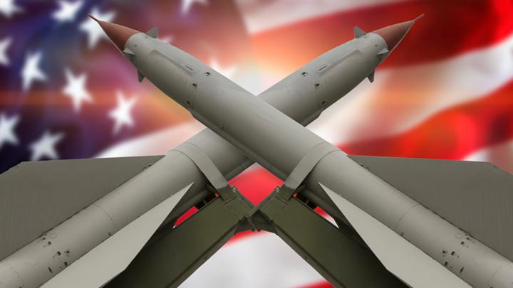 Как США из своей ПРО сбили картонную ракету