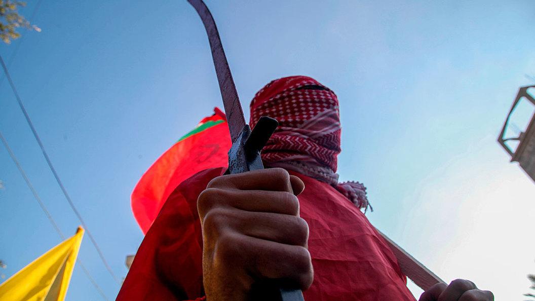 Израиль сбил выпущенные изсектора Газа ракеты