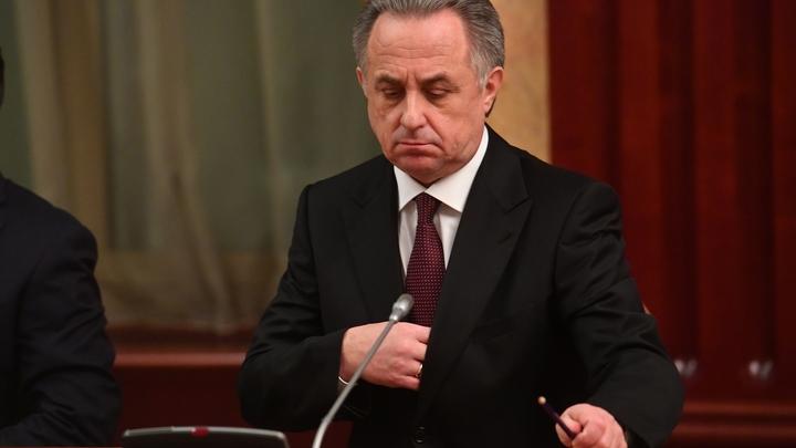 Мутко пообещал продолжить защиту русских спортсменов, не допущенных до международных турниров