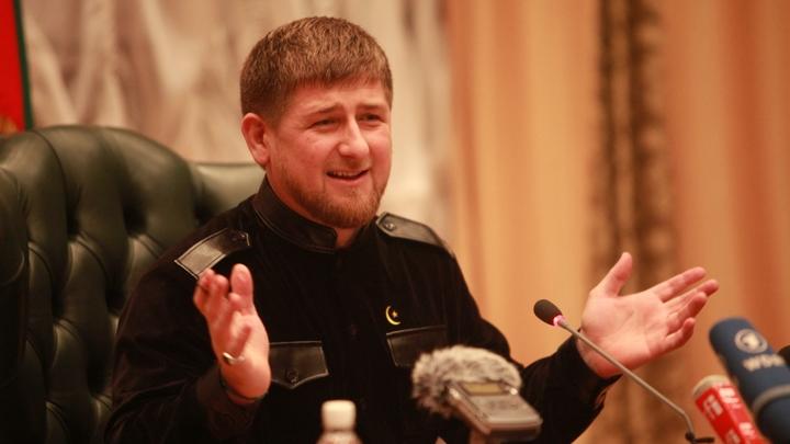 Кадыров назвал ерундой слухи о задержании содомитов в Чечне