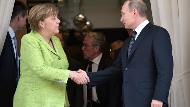 Россия и Германия поддержали идею о миротворцах ООН в Донбассе