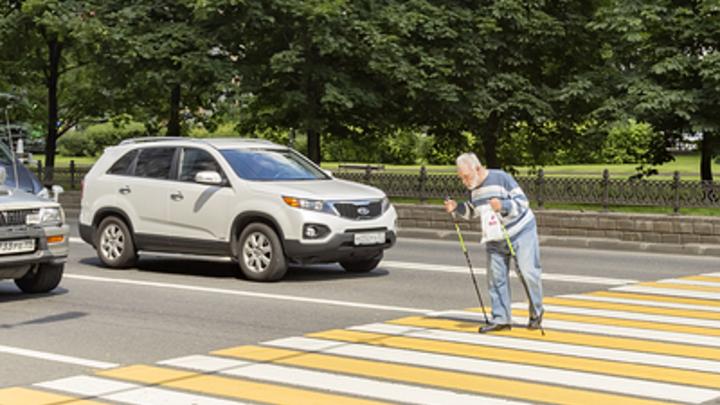 В Забайкалье из-за собственной невнимательности пострадали два пешехода