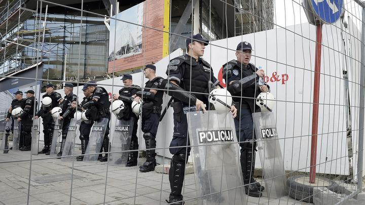 В Белграде ЧП: Офисный работник устроил стрельбу, есть жертвы