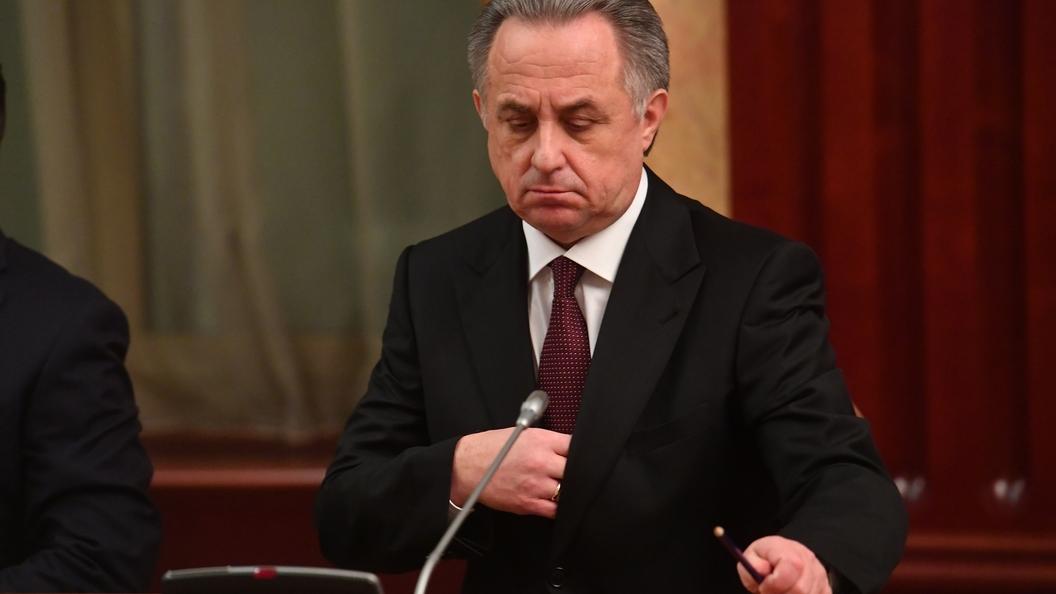 Виталий Мутко: Проблема допинга начинается в областях