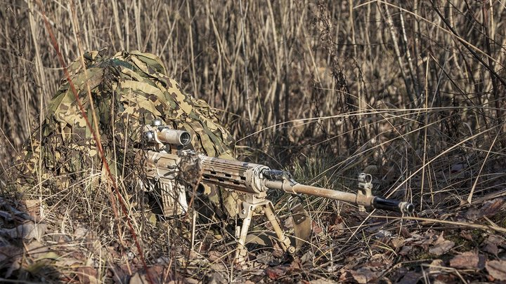 Снайпер ВСУ открыл огонь по российским журналистам в Донбассе