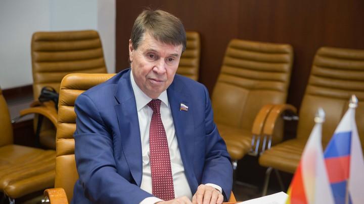Киеву подсказали способ вернуть Крым: Сенатор предложил Украине войти в состав России