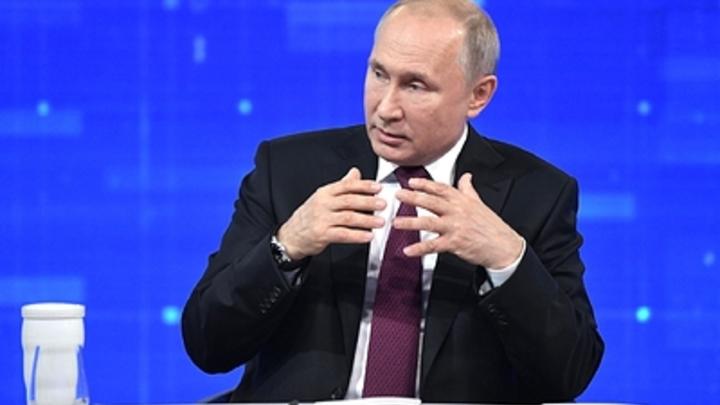 Лазейку для народа найдут, но…: Песков заявил об отмене прямой линии с Путиным