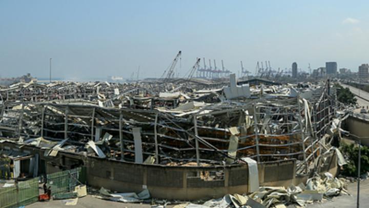 Взрыв в Бейруте связали с активностью НАТО