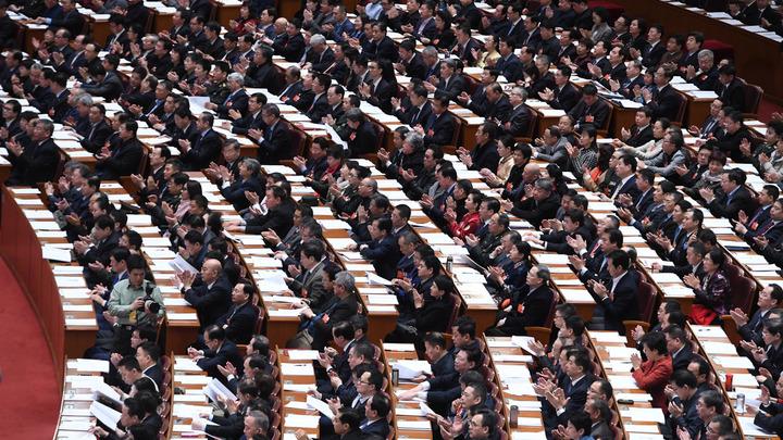 ВПекине одобрили бессрочное замещение должности председателя КНР