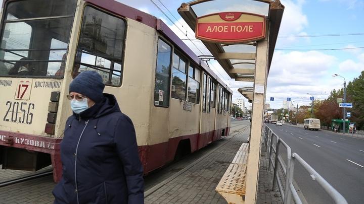 В Челябинске названы трамвайные перекрестки, на которых начинают ремонт