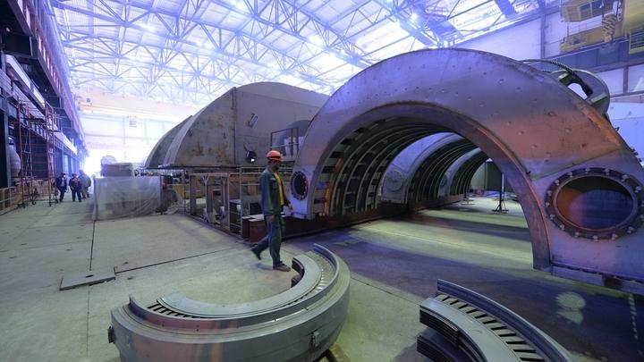 «Росатом» занимается разработкой ядерных реакторов для военных целей