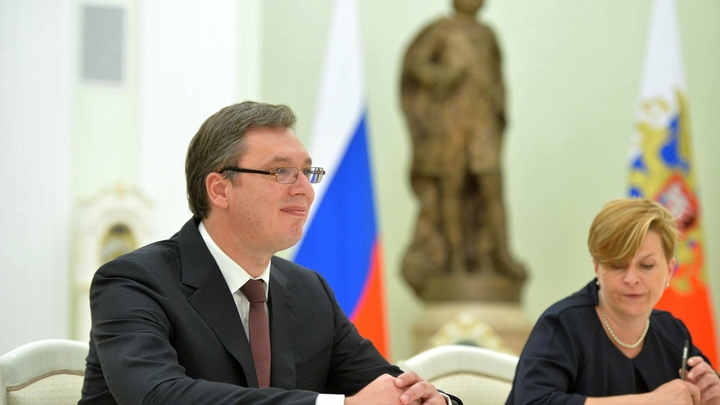 Забыл историю: Президент Сербии решил сотрудничать с НАТО