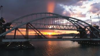 Министр: После ввода Крымского моста паромная переправа будет перевозить опасные грузы