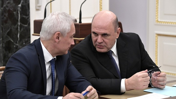 Комиссия Белоусова затормозила блатной список системообразующих компаний. Закулисье описал Дискин