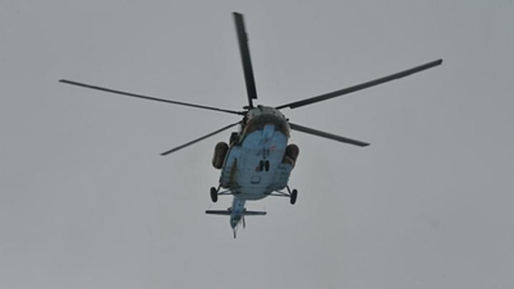 Крушение вертолёта Ми-8 на Украине: Погиб командир ВСУ