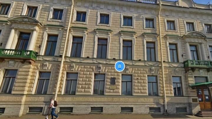 Дворец князя Трубецкого на Английской набережной Петербурга выставили на продажу за 1,2 миллиарда