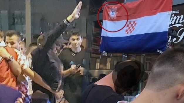 Флаги усташей и зиги болельщиков заставили ФИФА начать расследование против Хорватии