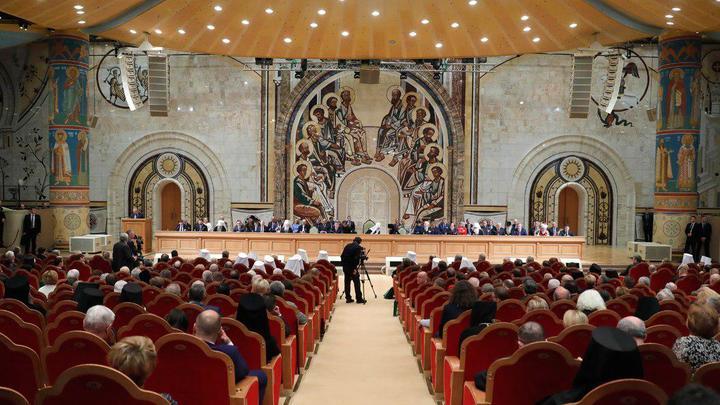 Всемирный русский народный собор объединил общество