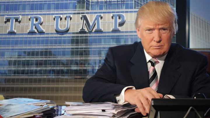 Дональд Трамп из клана Маклаудов