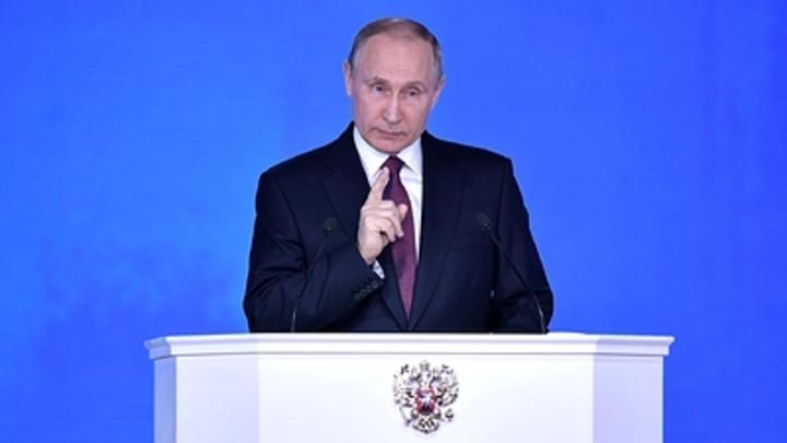 В буфете те же блюда: Журналисты сравнили послание Путина с его большой пресс-конференцией