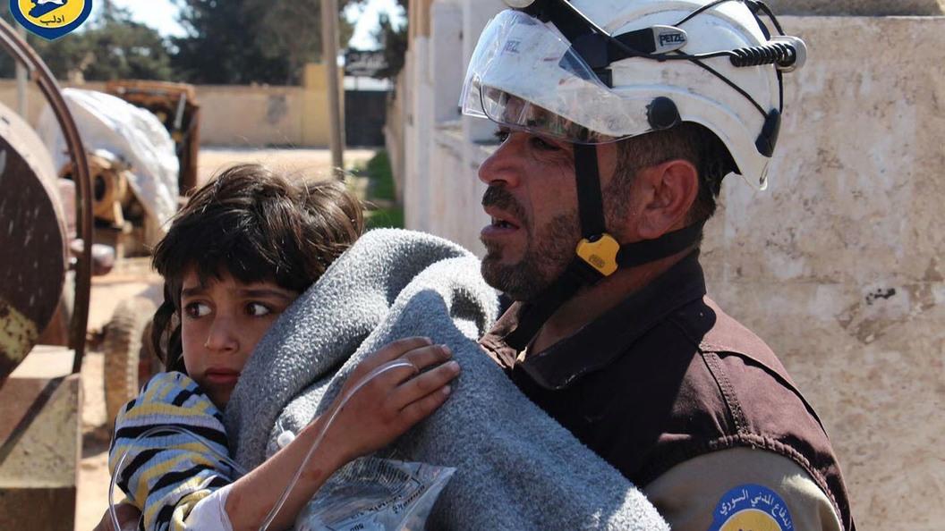 Не будет лишним: США решили проспонсировать пиарщиков «химатак» в Сирии