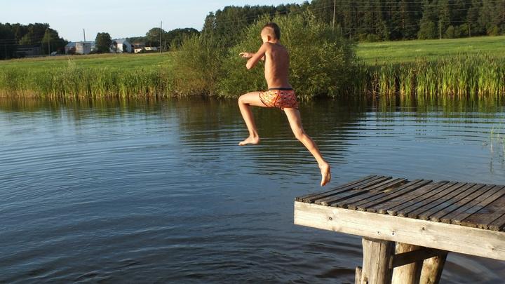 Где можно купаться и какая температура воды на пляжах Мытищ