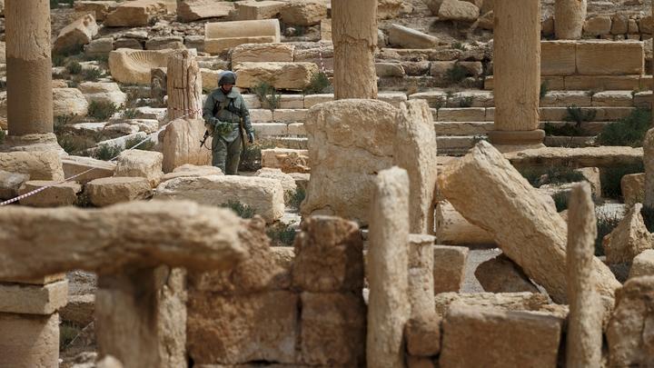 США должны уйти из Сирии, поскольку победил в гражданской войне союзник Москвы - эксперт