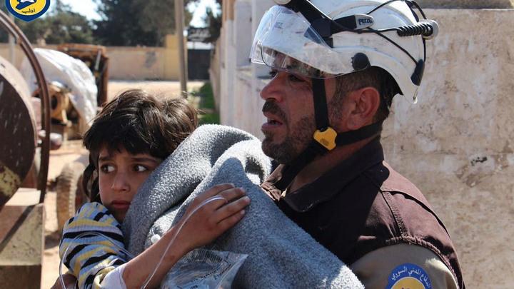 Россия познакомит ОЗХО с актерами, участвовавшими в постановке химатак в Сирии
