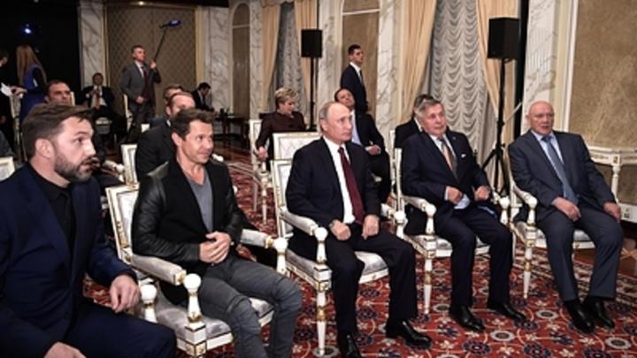 Павел Деревянко отказал Путину: Было дело