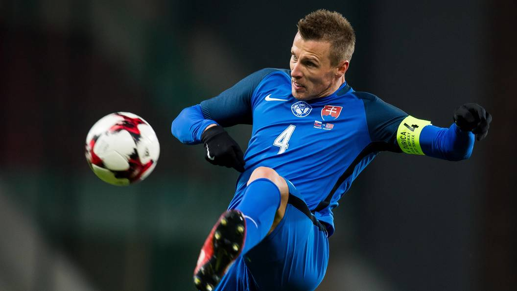 Английскую сборную наЧМ-2018 может заменить словацкая команда