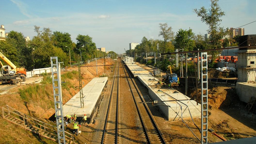 ВЛуганской области пытались украсть 50 метров железнодорожного полотна