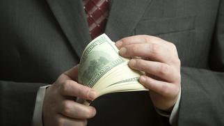 Конфискуют имущество за взятку