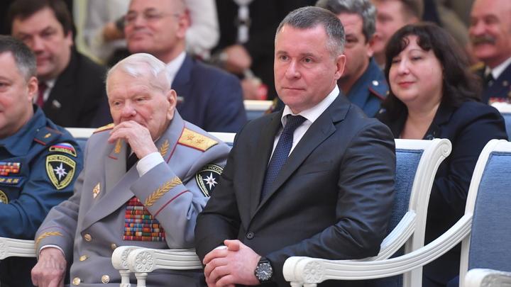 Эксперт: Вбросами о Зиничеве - преемнике Путина - пытаются отвлечь внимание. От чего?