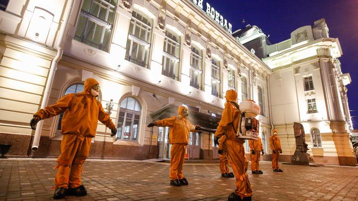 Такого количества смертей с COVID в России ещё не было: Оперштаб показал тысячи летальных случаев